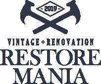 VINTAGE+RENOVATION RESTORE MANIA